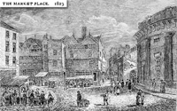 Manchester at the time of Peterloo